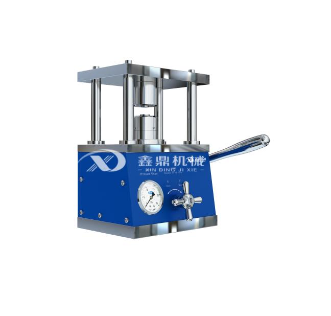XD--YFB150手动压粉饼机