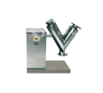 XD-VQM-8 实验小型V形混料机