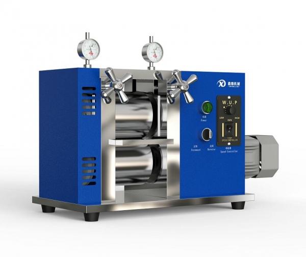 XD-DL100 电动立式对辊机