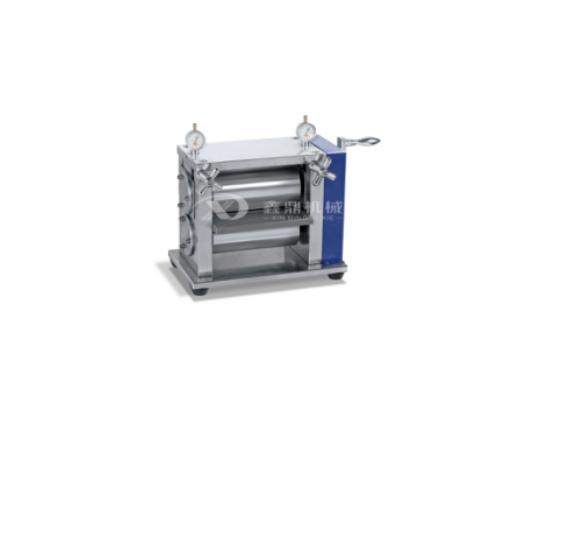 XD-SLG100L 手动立式对辊机