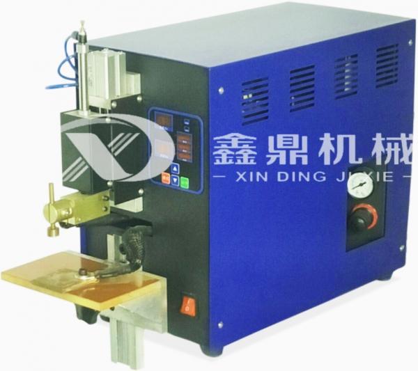 XD-DK 圆柱负极点焊机