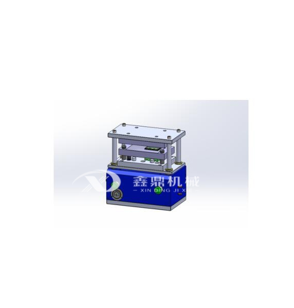 XD-QCK65气动铝塑膜成型机